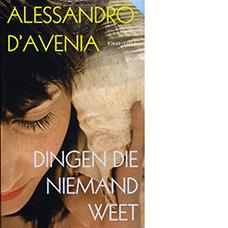 Dingen die niemand weet | Alessandro D'Avenia