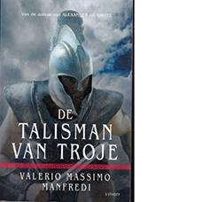 De Talisman van Troje | V.M. Manfredi