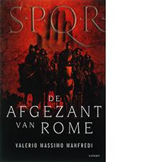 De afgezant van Rome | V.M. Manfredi