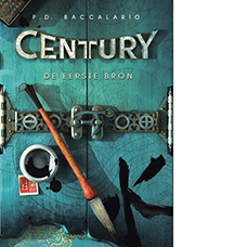 Century: De Ring van Vuur | P.D. Baccalario