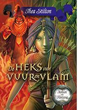 De heks van vuur en vlam | Thea Stilton